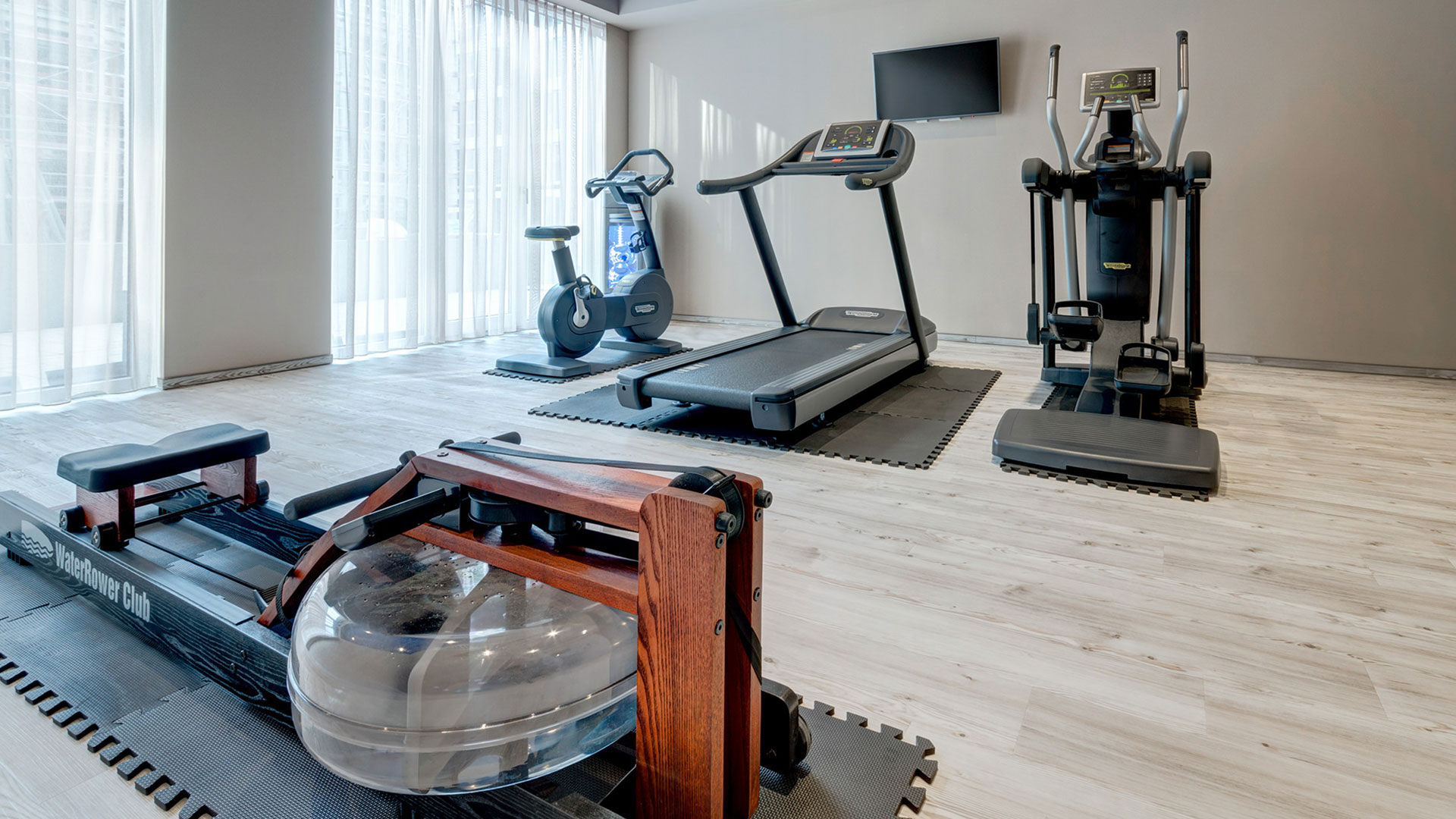 Photo of the fitness area - ibis Styles Rastatt Baden-Baden