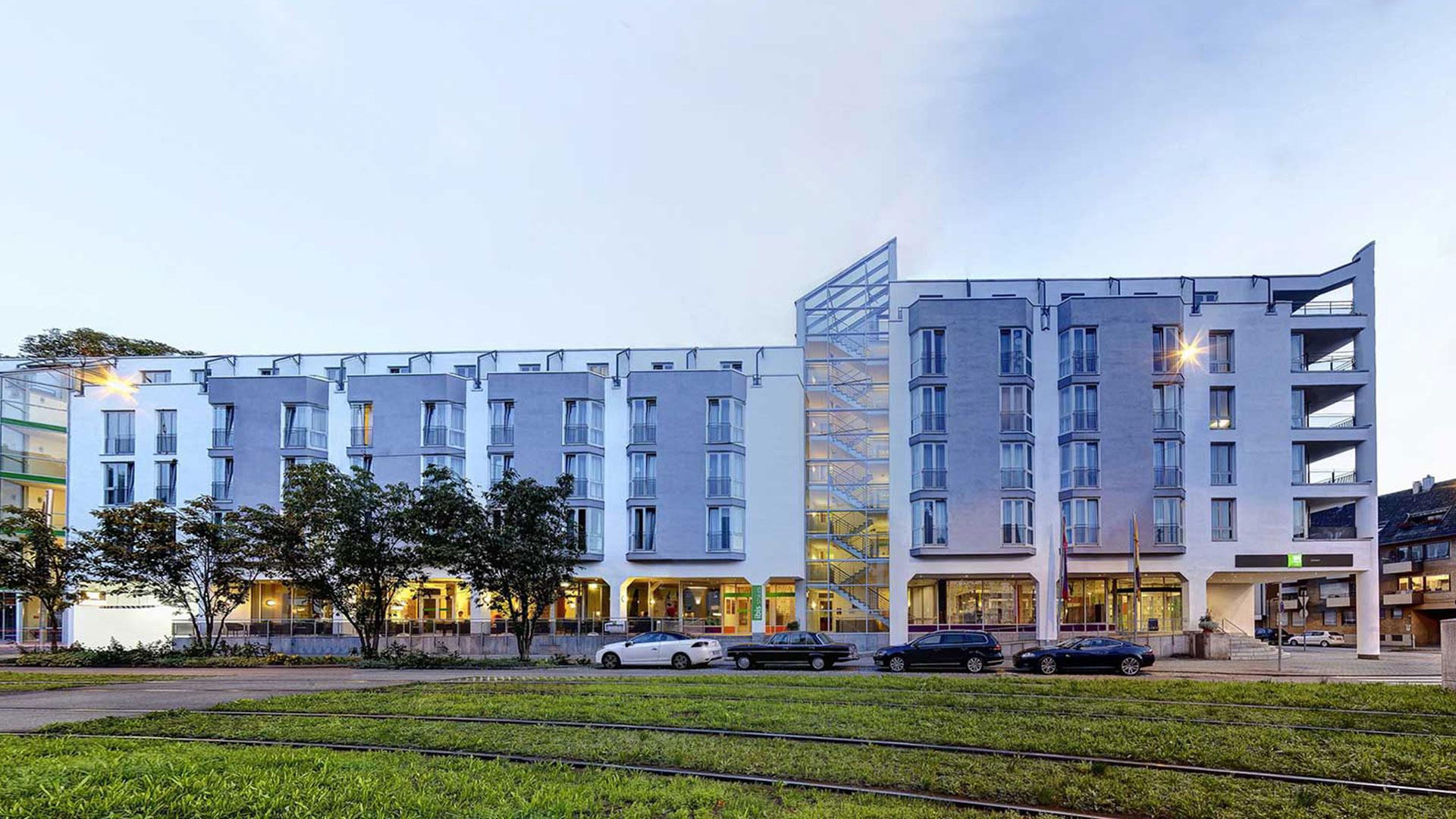 Photo de la vue extérieure - 02 - ibis Styles Stuttgart