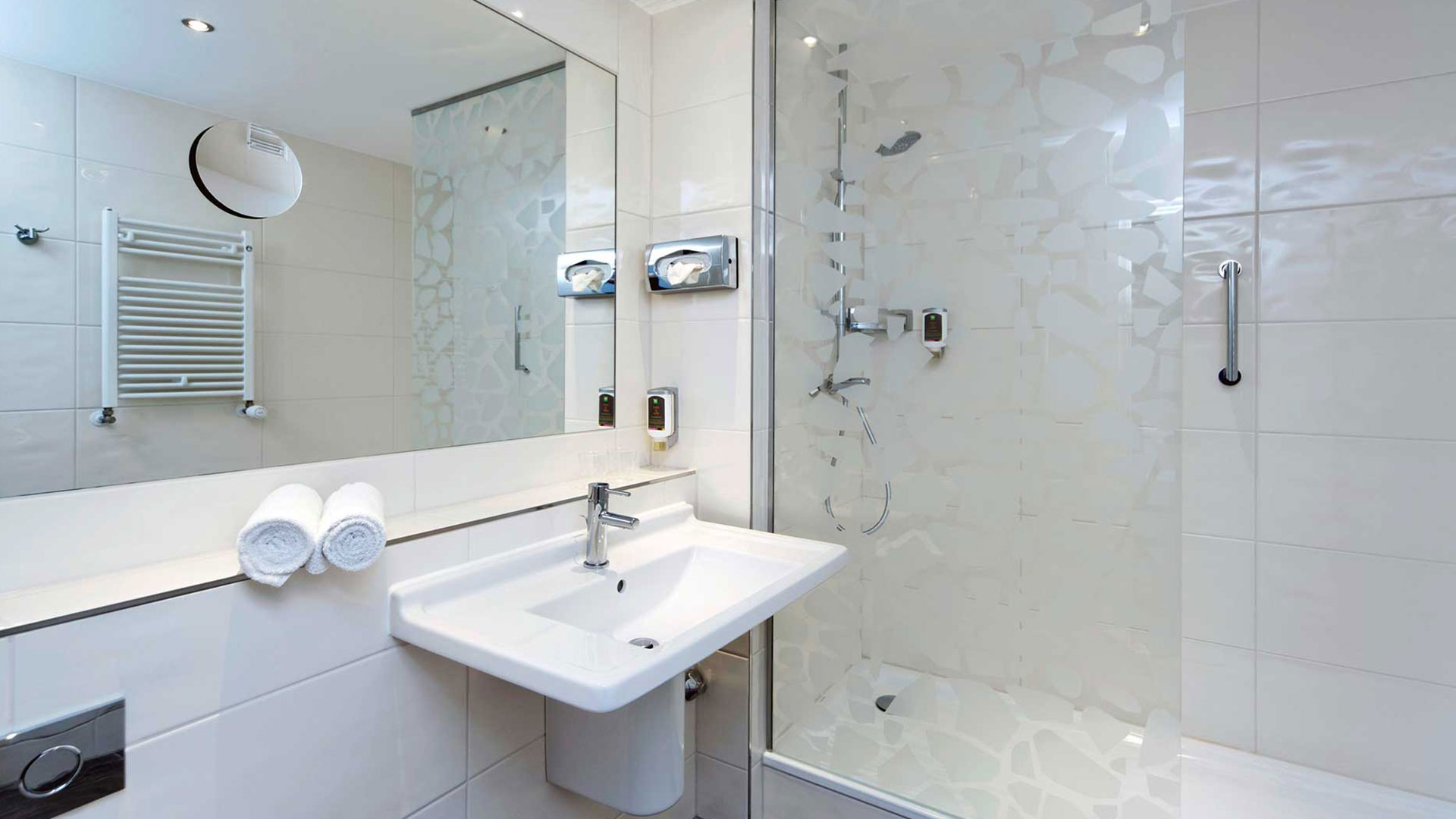 Photo of a bathroom - ibis Styles Stuttgart