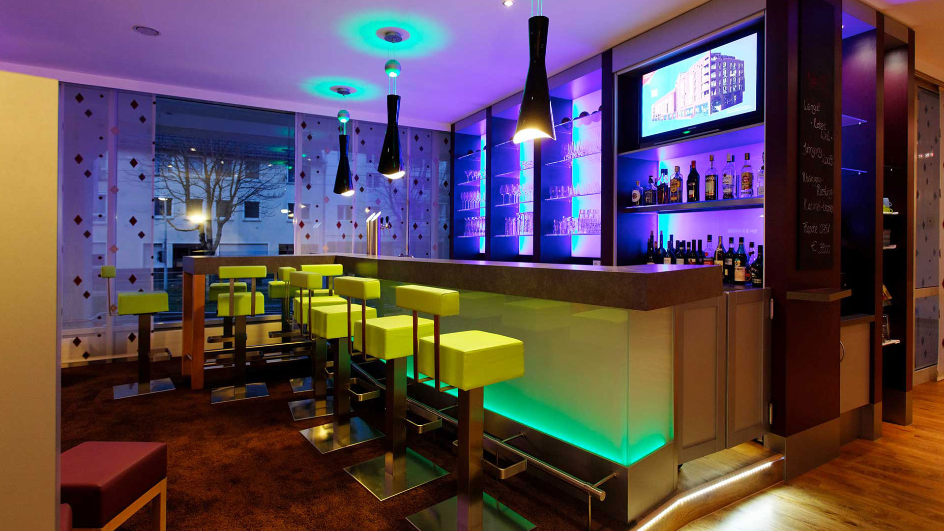 Photo du bar - ibis Styles Stuttgart