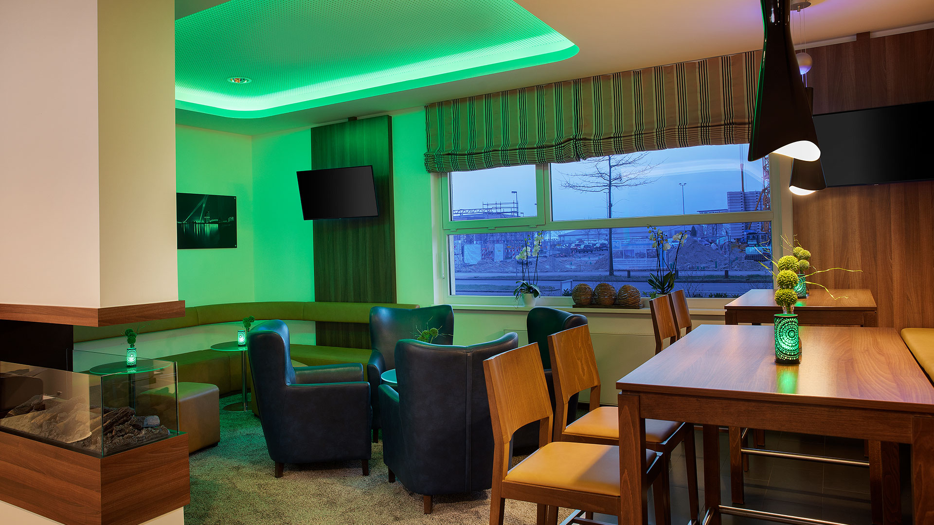Foto der Lounge - Holiday Inn Express Bremen Airport