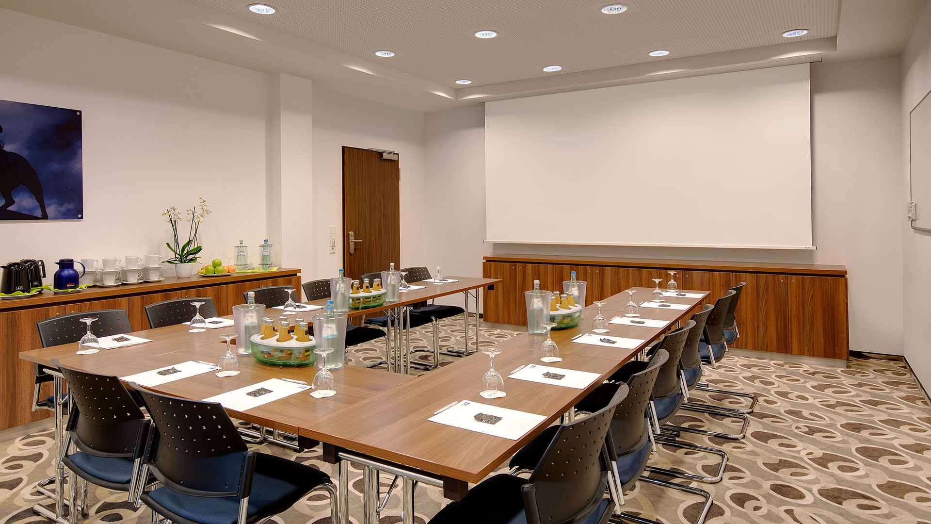 Photo of a conference room - 01 - Holiday Inn Express Bremen Airport