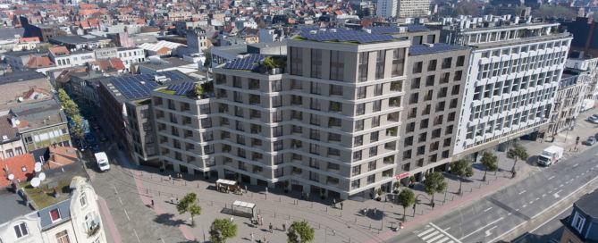 Aparthotel Adagio Antwerpen Rendering 02