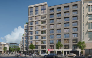 Aparthotel Adagio Antwerpen Rendering 01