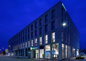 Photo of the exterior view - Holiday Inn Express Regensburg