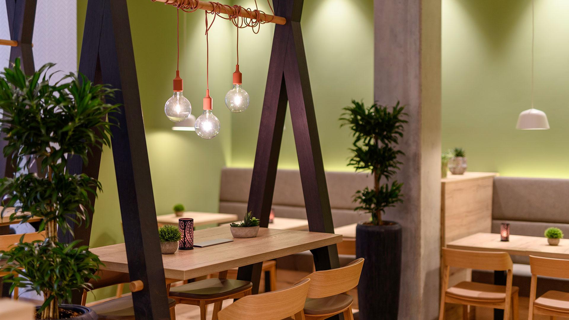 Foto des Restaurants - 02 - ibis Styles Aschaffenburg