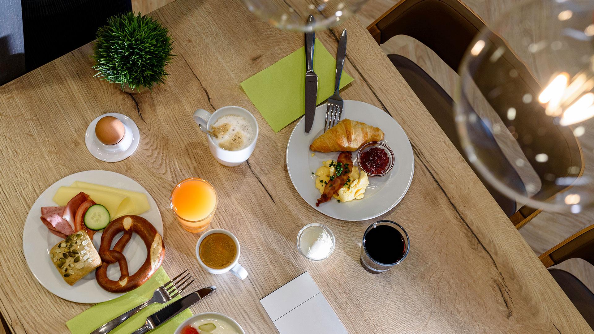 Foto des Restaurants - 03 - ibis Styles Aschaffenburg