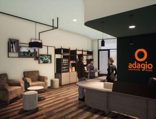 Aparthotel Adagio access Brussels Airport