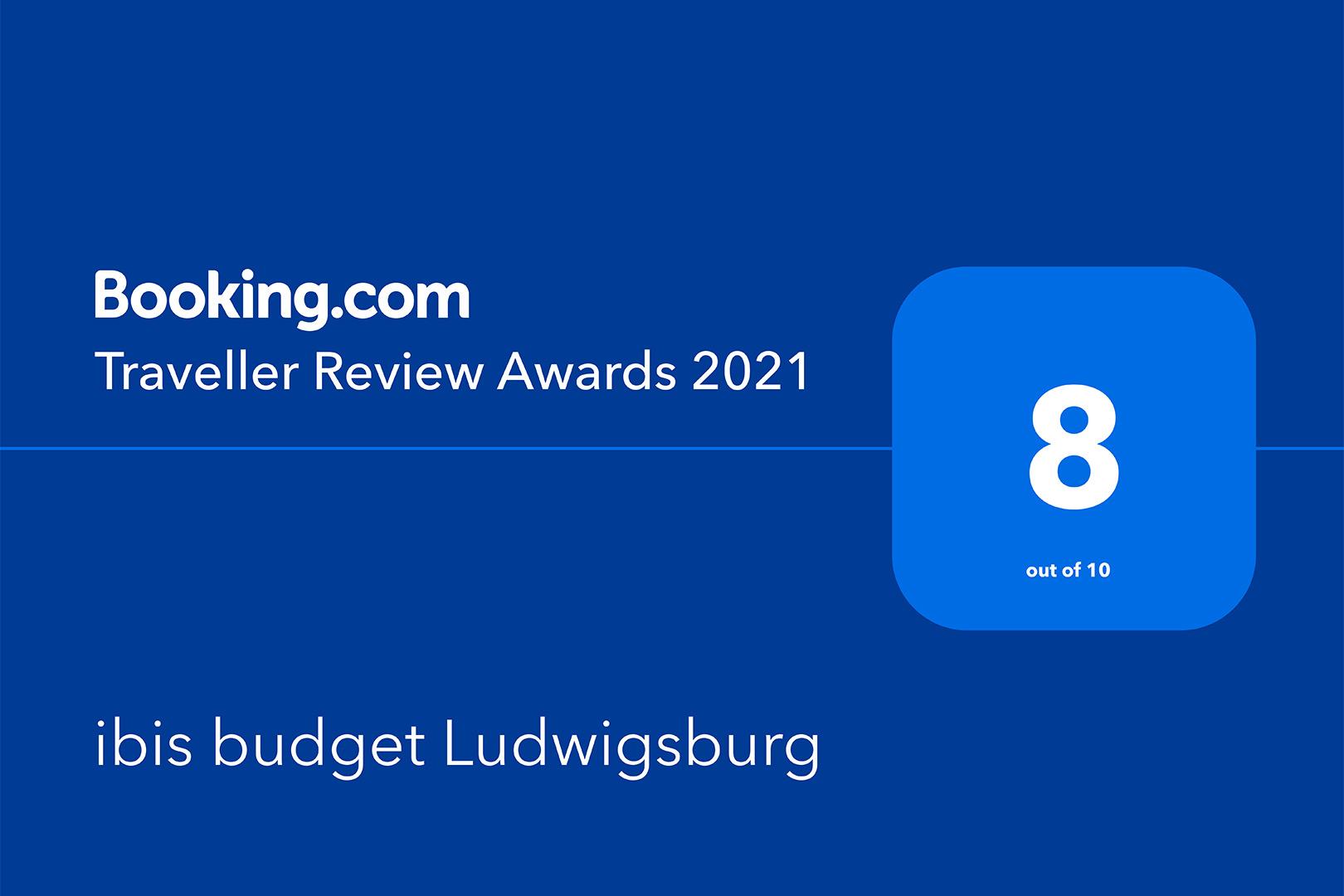 ibis budget Ludwigsburg - Traveller Review Award 2021