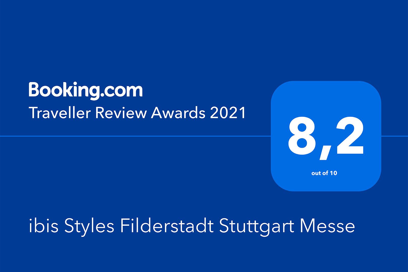 ibis Styles Filderstadt Stuttgart Messe - Traveller Review Award 2021