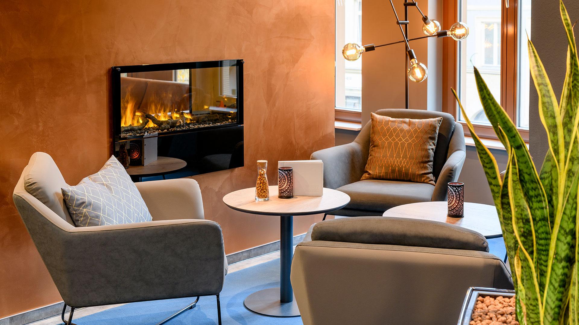 ibis Styles Bamberg - Lounge