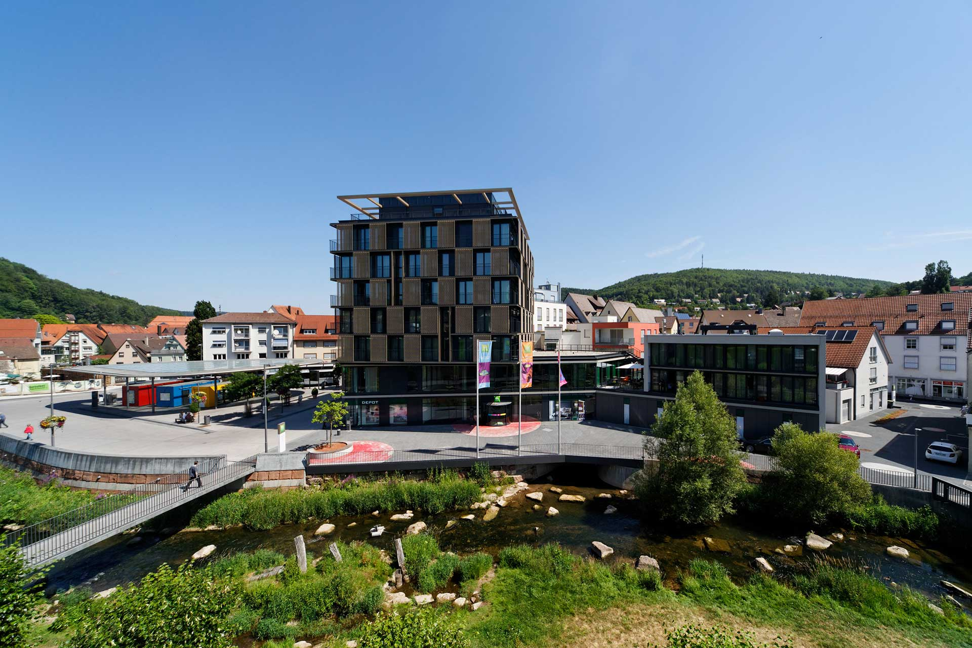 ibis Styles Nagold-Schwarzwald - Fassade