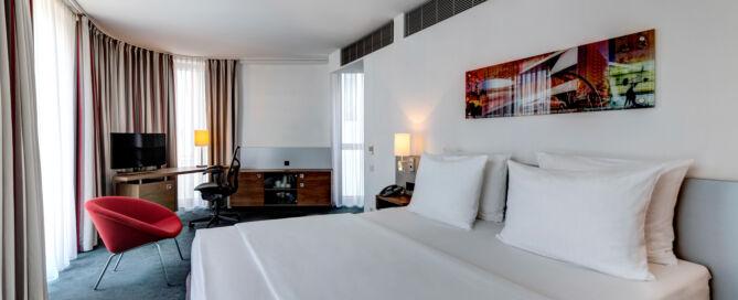 Zimmer im Hilton Garden Inn Stuttgart NeckarPark