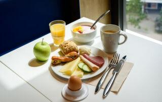 Blogbeitrag der Success Hotel Group zum Porsche Tennis Grand Prix 2021: Gesundes Frühstück für Sportler